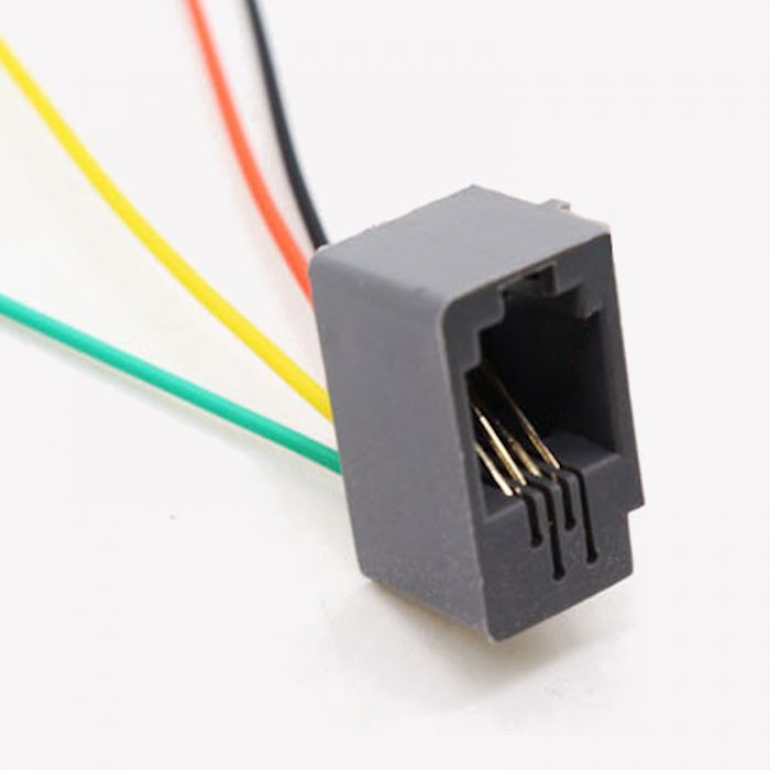 616E Wire Leaded Jack|Chung Yi Enterprise Crop.