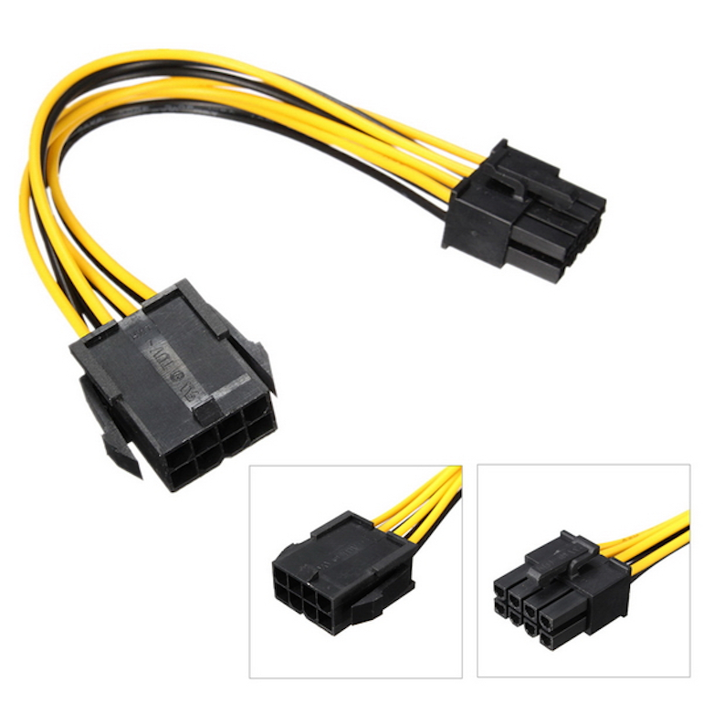 PCIe Power Cable|Chung Yi Enterprise Crop.