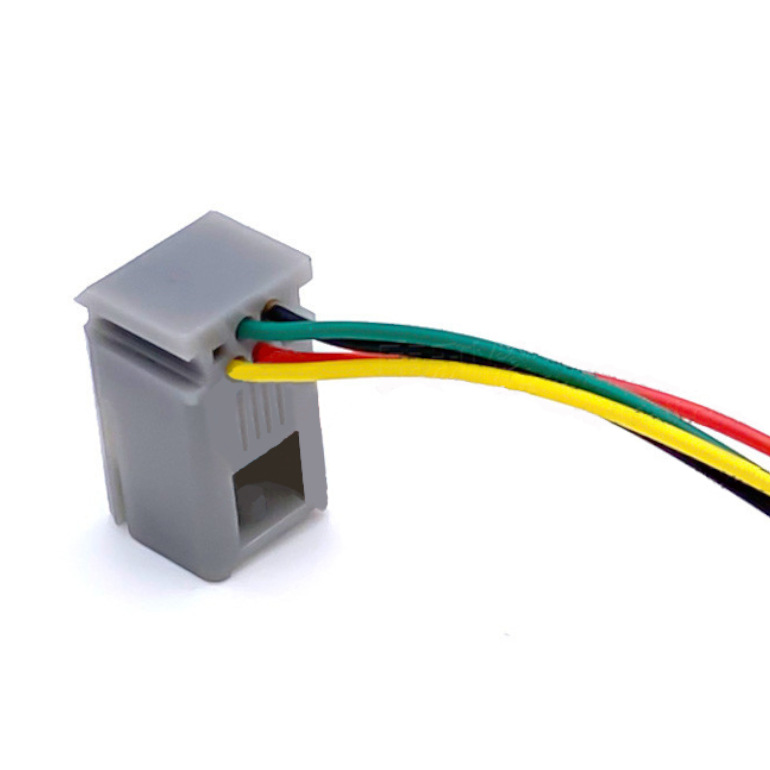 616L Wire Leaded Jack|Chung Yi Enterprise Crop.