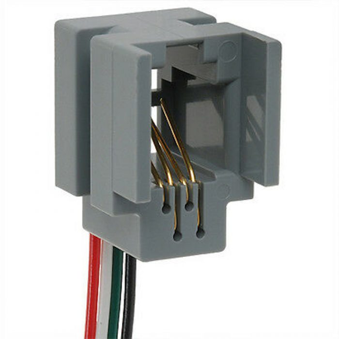 616M Wire Leaded Jack|Chung Yi Enterprise Crop.