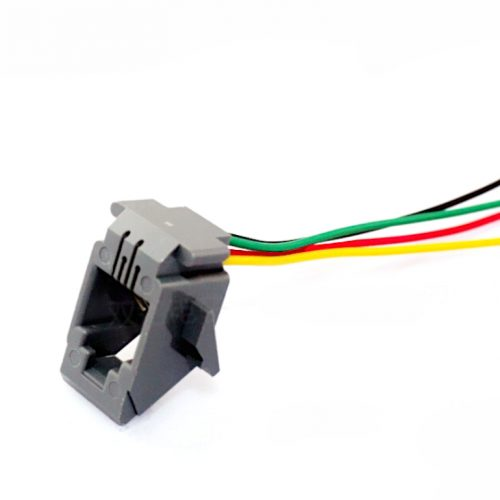 616W Wire Leaded Jack|Chung Yi Enterprise Crop.