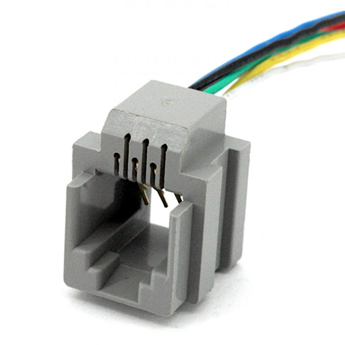 623K Wire Leaded Jack|Chung Yi Enterprise Crop.