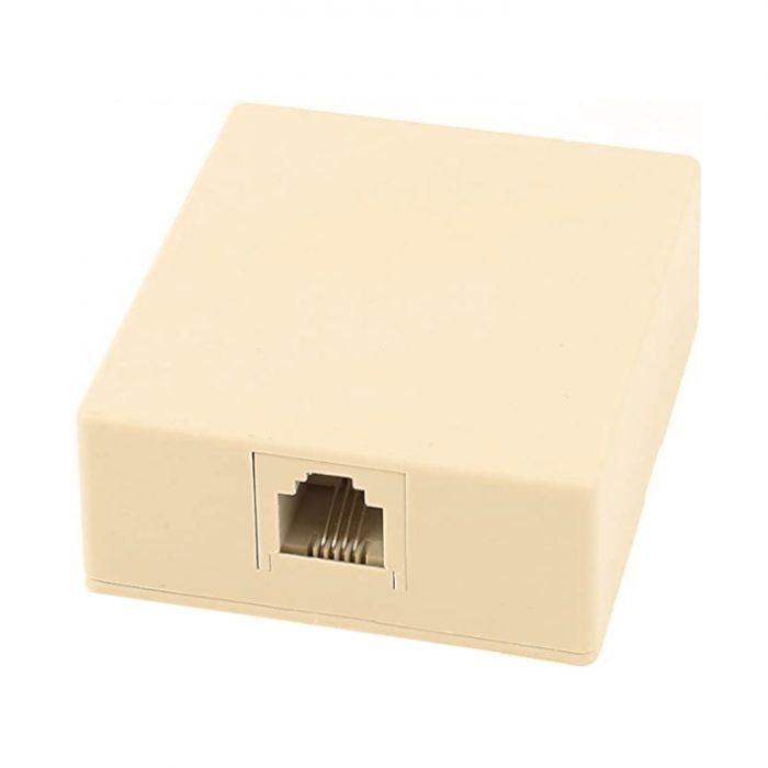 6P4C Surface Mount Box|Chung Yi Enterprise Crop.