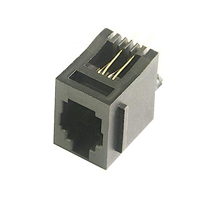 9607 4P4C Modular Jack|Chung Yi Enterprise Crop.